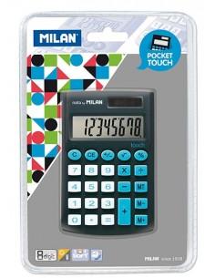Calculadora milan touch...