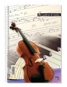 Bloc Musica Fº 20h. 16...