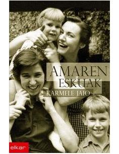 AMAREN ESKUAK - KARMELE JAIO