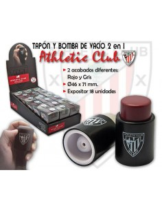 Tapón botella Athletic Club...