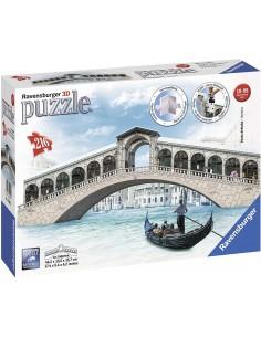 Puzzle 3D, Edición Puente...