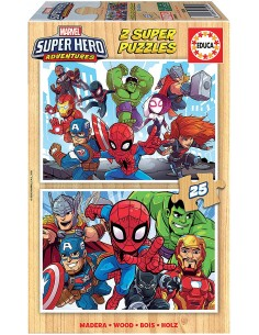 Puzzle 2 Super puzzles de...