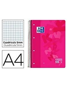 Cuaderno Espiral A4+. 120...