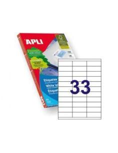 C/100 Etiquetas APLI nº33...
