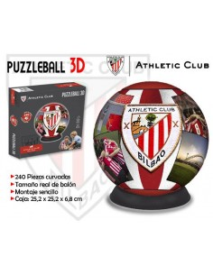 Puzzle Balón Athletic 8,4""