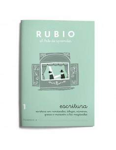 Cuadernillos Rubio escritura 1