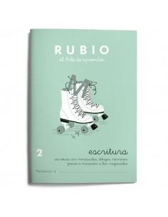 Cuadernillos Rubio escritura 2