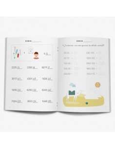 Cuaderno operaciones Rubio 4A