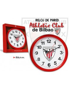 Reloj pared Athletic club...
