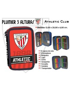 ATHLETIC CLUB ESTUCHE TRES...