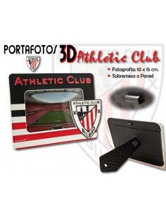 Athletic club Portafotos 3D