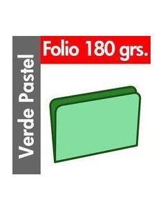 Paq/50 Subcarpeta Fº Verde...