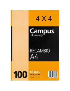 RECAMBIO CAMPUS A4 100H...
