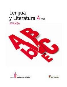 Eso 4 - Lengua Y Literatura...