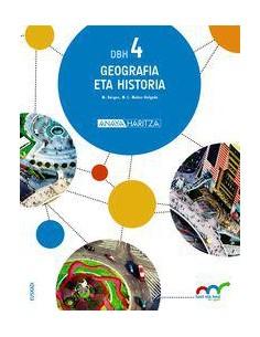 DBH 4 -  GEOGRAFIA ETA...