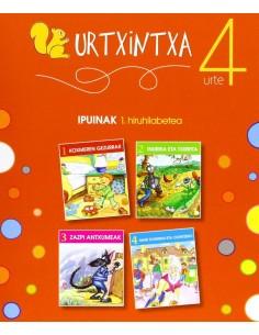 URTXINTXA 4-1 - IPUINAK...