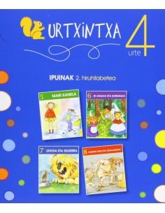 Urtxintxa 4-2 - Ipuinak...