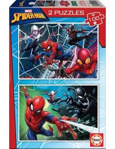 Puzzles Spider-Man, 2...