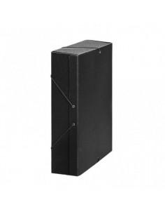Caja proyecto 9 cm negro