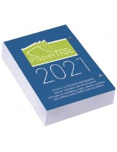 2021 Taco Bufete calendario