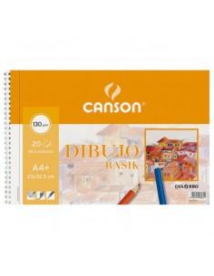 Bloc dibujo Canson espiral...