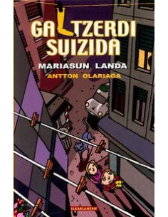 Galtzerdi Suizida - LANDA,...