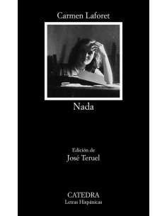 NADA - de Carmen Laforet