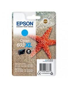Cartucho Epson 603XL Cyan