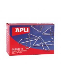 C/50 Clips mariposa Nº 10 -...