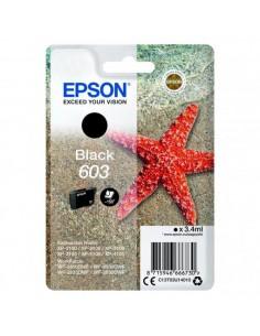 Cartucho Epson 603 Negro