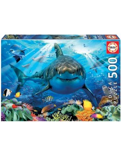 Puzzle 500 piezas, Gran...