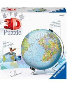 Globo 3D Puzzle, 540...