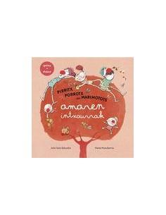 (lib+cd) Amaren Intxaurrak...