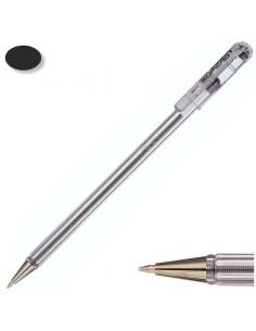 Bolígrafo pentel bk-77 negro