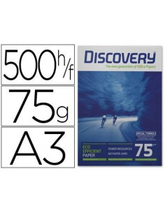 Papel A3 75 gr. DISCOVERY...