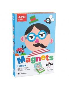 Magnet Caras APLI Kids