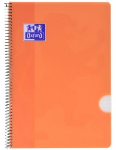 Cuaderno Fº 80 h. Tapa de...