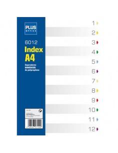 Separadores 12 index A4...