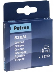Grapas PETRUS 530/4 (1200u.)