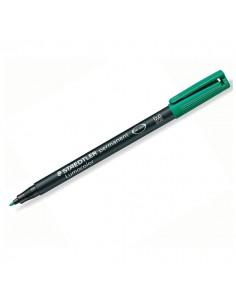 Lumocolor M verde Rotulador...