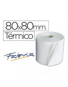 Paq/8 rollos Termicos...