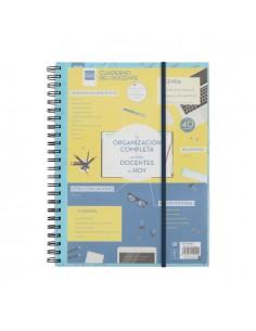 Cuaderno del docente A4...
