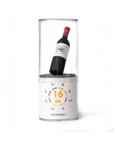 Botella vino Marqués del...