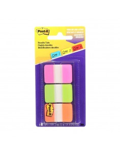 Post-it Index Rigido 3 uds....