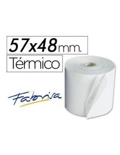 Paq/10 Rollo termico 57x48...