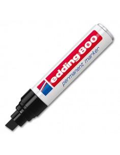 Rotulador EDDING 800 negro