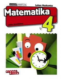 MATEMATIKA 4.LMH. PIEZARAKO...
