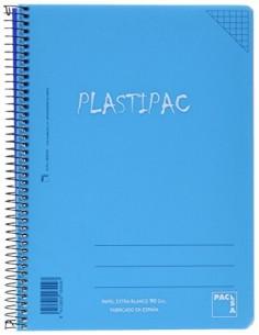 Cuaderno 4º Plastipac...