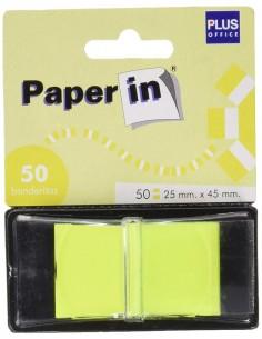 Paper-in pegatinas Amarilla...