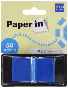 Paper-in pegatinas Azules...